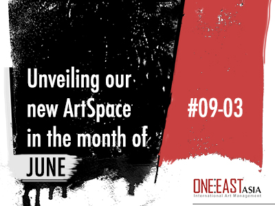 Unveiling our new ArtSpace #00-03