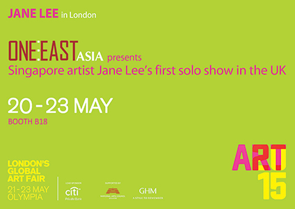 Jane Lee in London
